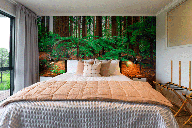 Relaxing Redwood Suite